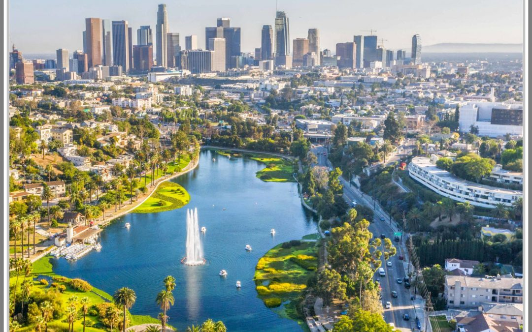 Recovery in Los Angeles, California