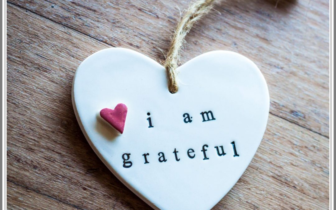 Gratitude can be  Elusive,  Misunderstood, and  Forgotten!